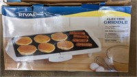 Rival Electric Griddle