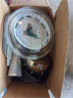 Large Lot of Misc Household and Kitchen Items