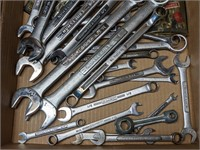Various Craftsman Wrenches