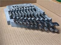 Craftsman 10 Piece Metric Wrench Set