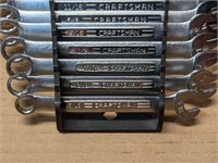 Craftsman 1in Wrench Set