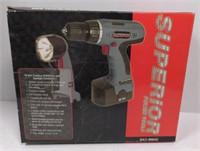 Superior Tools 18v Cordless Drill w/Box.