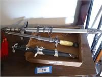 3 German knives