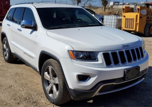 2015 Jeep Grand Cherokee - EXPORT ONLY
