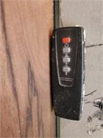 ELECTRIC FOYER FIREPLACE w/ REMOTE