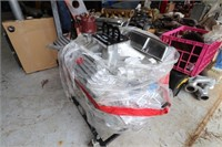 Small Block Chevrolet Engine