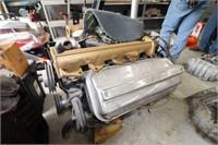 Complete 331 Hemi SB Motor w/ 727 Transmission