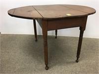 Sheraton drop leaf table