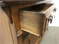 Beautiful Arts and Crafts sideboard