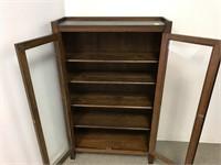 Beautiful oak bookcase