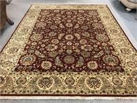 Kashan Persian rug