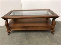 Broyhill coffee table