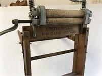 Antique Universal Folding Bench