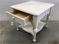 Stanley Furniture Co lamp table