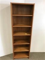 Happy Viking teak bookcase