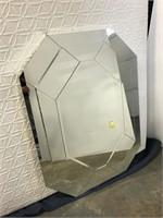 Ultra modern wall mirror