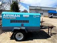Airman PDS185S Diesel Air Compressor