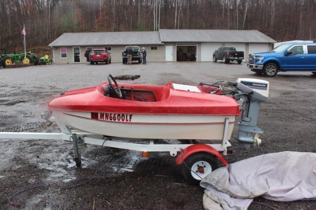 1970 Rubbermaid Wooster Boat