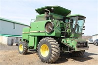 Farm Equipment Clearing Auction For the Forbes Family