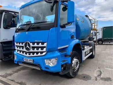 2015 MERCEDES-BENZ AROCS 1832 at TruckLocator.ie