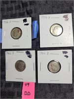 Coin & Jewelry Auction April #1