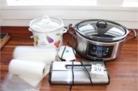 Vacuum Sealer & More