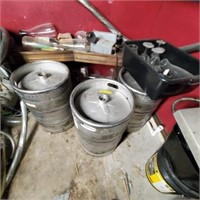 Commercial Bar Equipment/ Household Good/ Collectibles