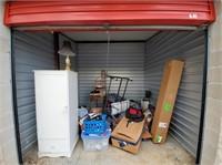 Space World Storage Units Auction