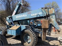 Concrete Contractor Equipment Auction - Conshohocken PA 5/1