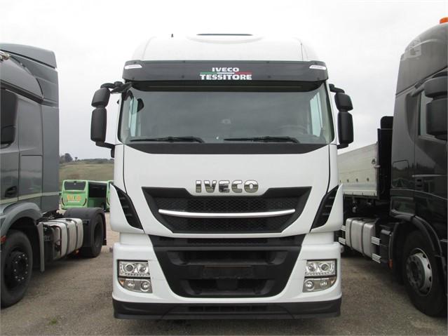 2017 IVECO STRALIS 510 a tessitorespa.it