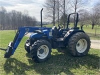 New Holland 5635 Tractor