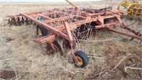 Sunflower 16' single fold disk,