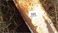 Ratzlaff 50' Harrow Fold back, 6 '' spikes