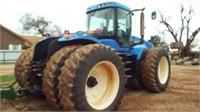 New Holland TJ 325 4X4. 2002, 5035 hrs,