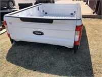 2017, Ford 8' pickup bed with tailgate,