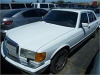 1990 Mercedes-Benz 300SEL