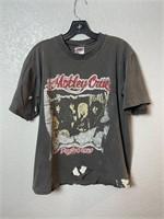 Vintage 1990 Motley Crue Dr. Feelgood Tour Shirt