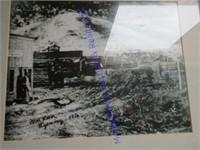 OLDTIME PICTURE FRAMES