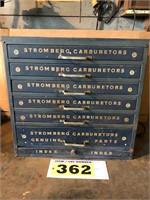 Vintage Carburetor Box