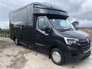 2021 RENAULT MASTER at TruckLocator.ie