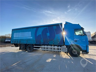 2009 VOLVO FH400 at TruckLocator.ie