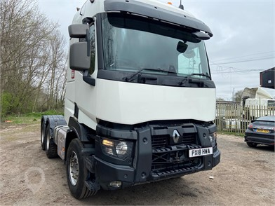 2018 RENAULT C460 at TruckLocator.ie