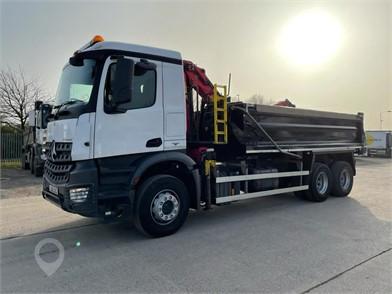 2016 MERCEDES-BENZ 3238 at TruckLocator.ie