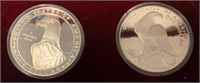 S - US SILVER DOLLAR COINS
