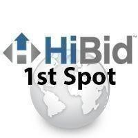 4/19/2021 - 4/26/2021 HiBid Featured Auction Listing