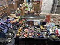 Vintage Toy Sale