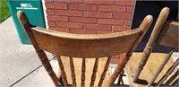 Pair of Wooden chairs