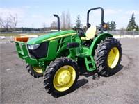 2018 John Deere 5075E 4x4 Ag Tractor