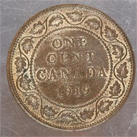 Major Coin and Currency Online Auction Sale