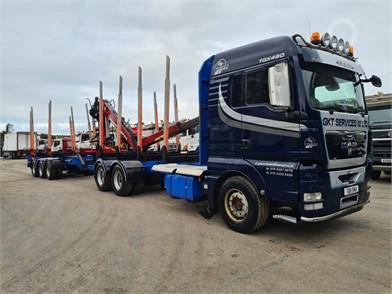 2011 MAN TGX26.480 at TruckLocator.ie